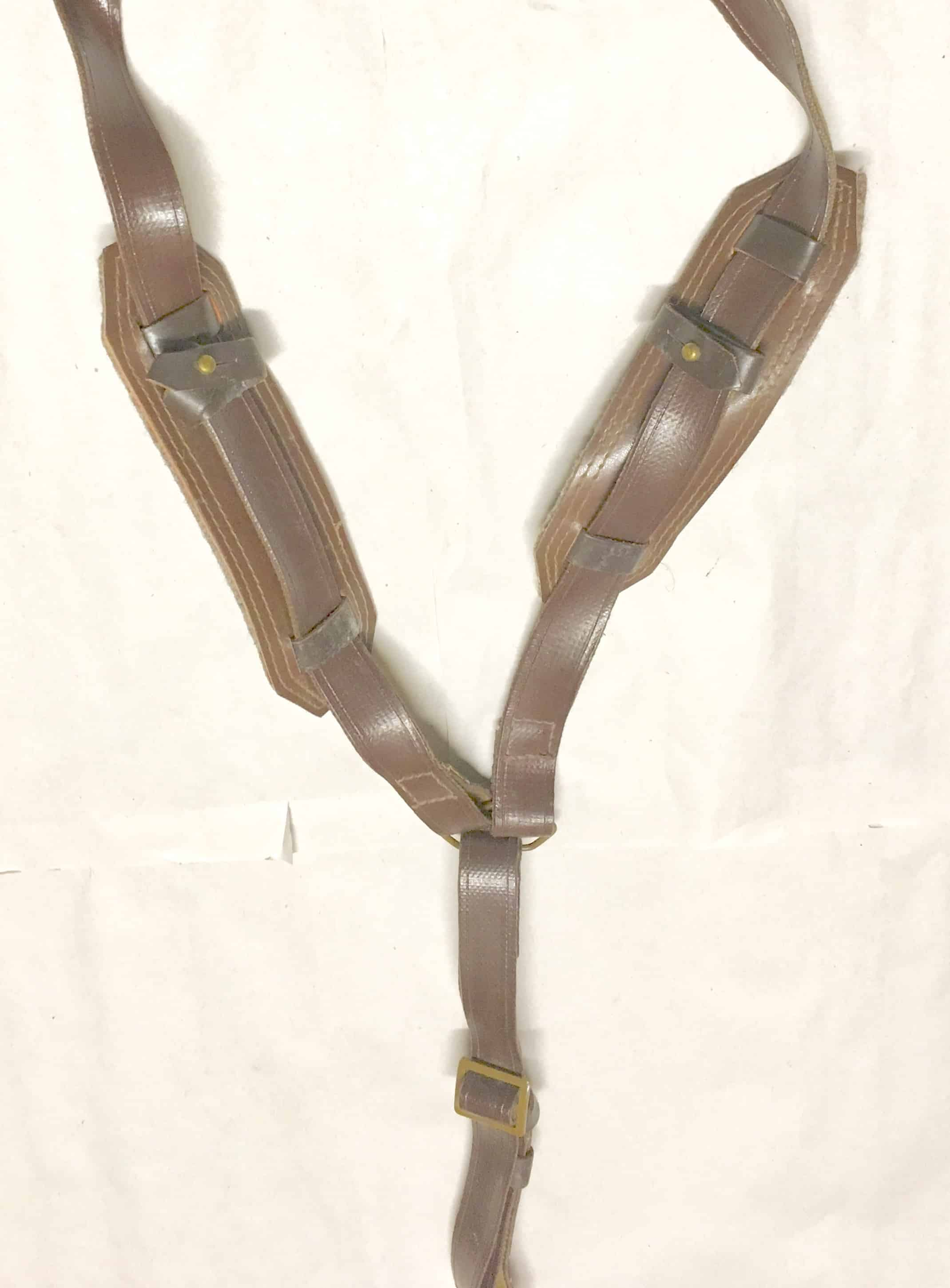 vivid and great in style speical offer newest Soviet Russian Grenada Y Harness Suspenders