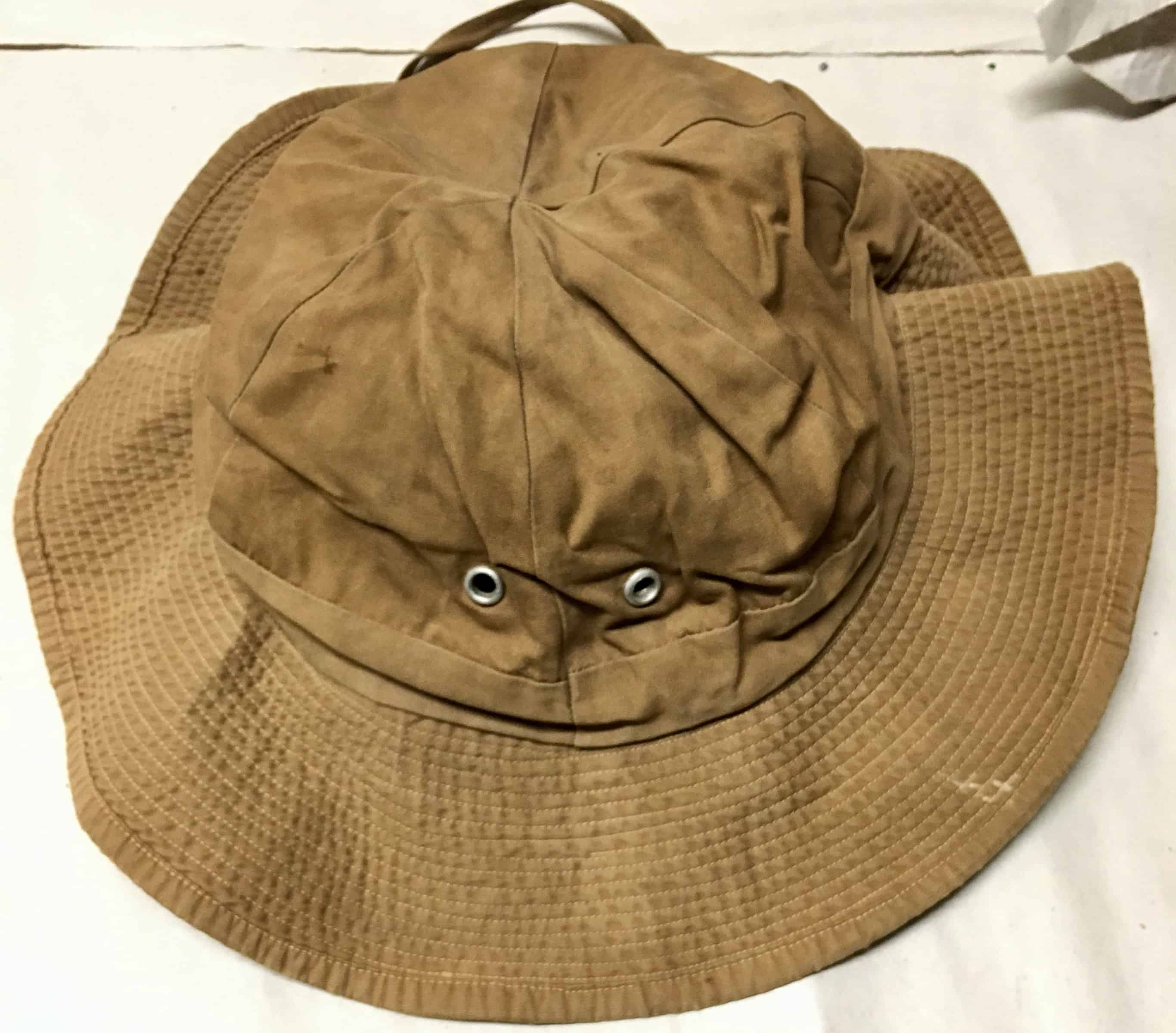 9332a50b ... North Vietnamese Army Viet Cong Boonie Hat Wide Brim Khaki Clay Color  100% Authenticity Guaranteed 30-day Returns. Sale!
