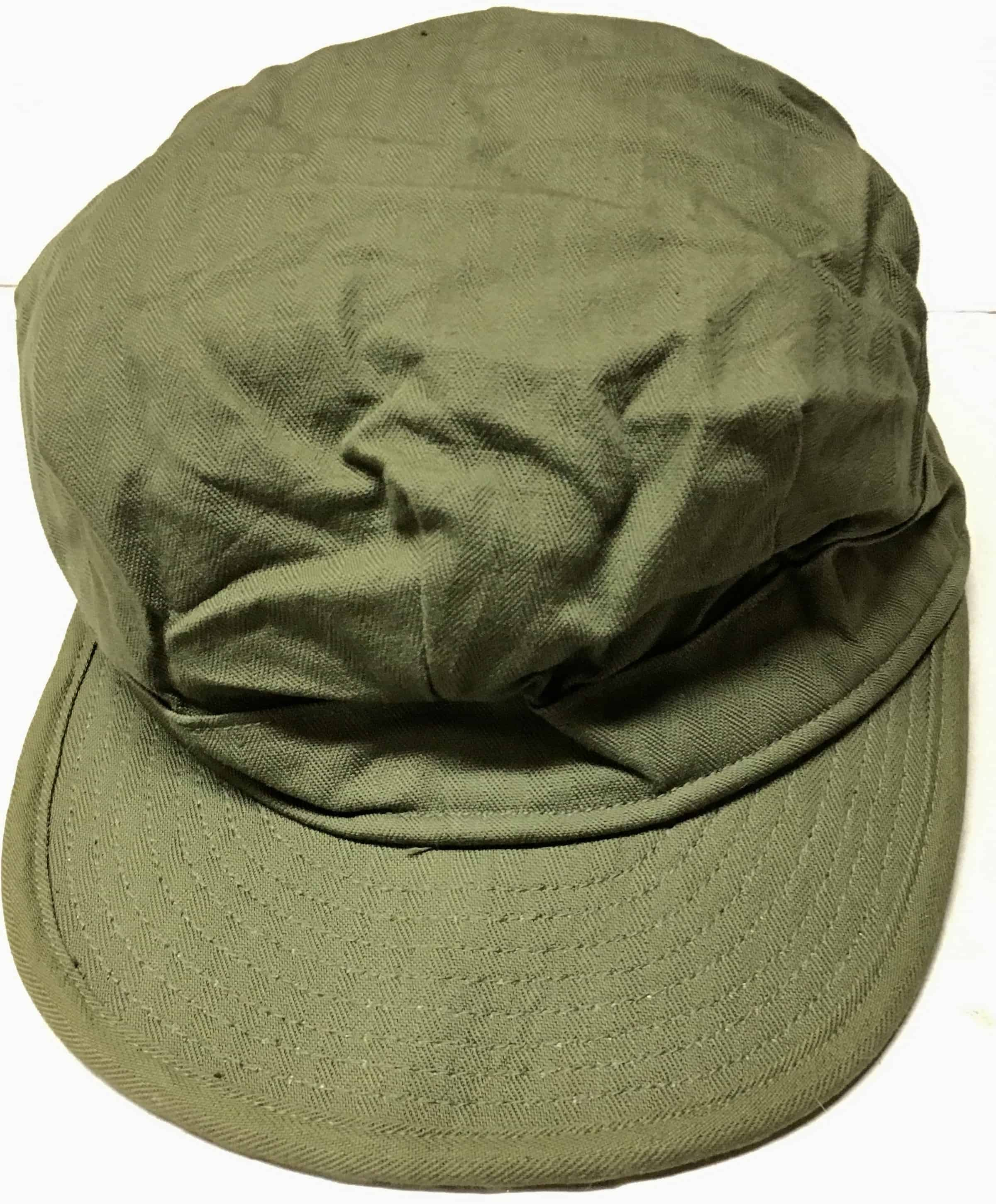 US Army Korean War HBT Field Cap - Enemy Militaria e4d2b8c4717f