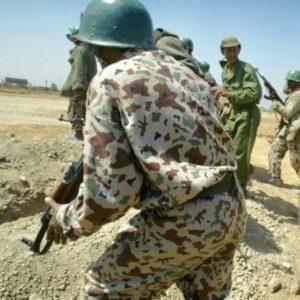 2be9b8e088e Iraqi Made Desert Camouflage Uniform OIF
