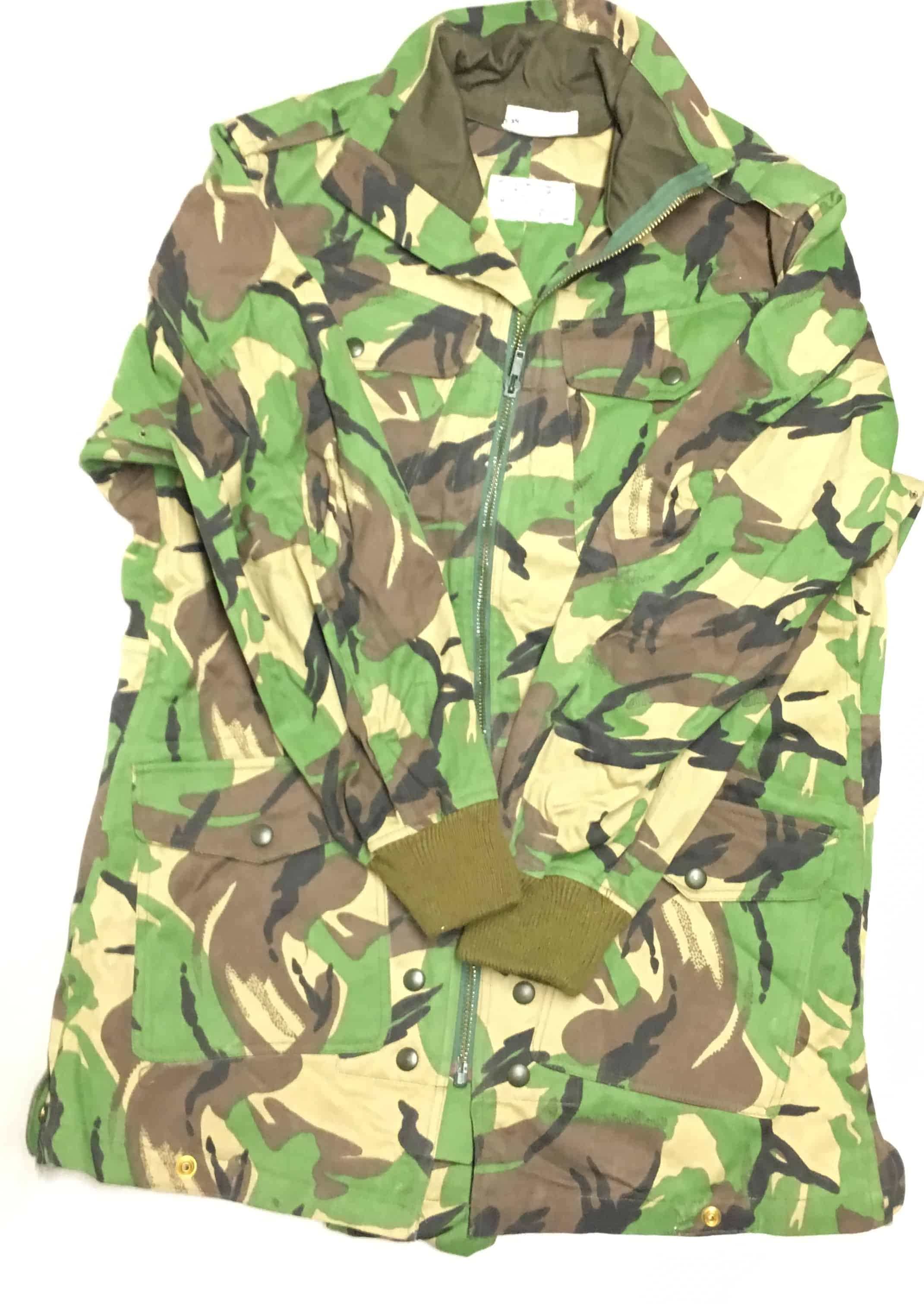 fddac91ecc4d0 Iraqi Special Forces Republican Guard Thunder Troops Paratrooper Jump Smock  DPM Camouflage Medium Romanian Size 48 - Enemy Militaria